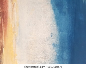 Abstract Art Painting. Modern art. Contemporary art.