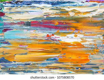 Palette Knife Painting Images Stock Photos Vectors