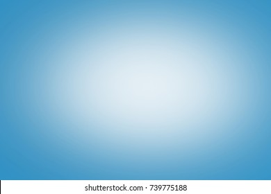 Abstract azure blue with green gradient background empty room vignette used for display product ad web template