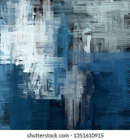 Abstrakte Hintergrundkunst. 2. Illustration. Ausdrucksvolles handgefertigtes Ölgemälde. Pinselstriche auf Leinwand. Moderne Kunst. Mehrfarbiger Hintergrund. Zeitgenössisch. Farbige digitale Hintergrundbilder.