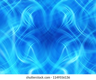Abstract background azure for design. Beautiful illustration.
