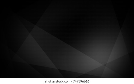 Abstract background black modern technology geometrically. blank space for text.