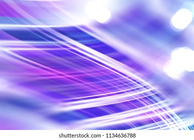 Abstract background blue with blur motion. Illustration for design.