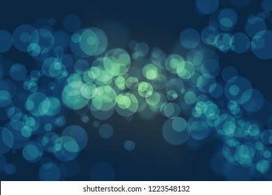Abstract background. Bokeh effect
