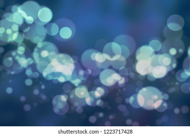 Abstract background. Bokeh effect.