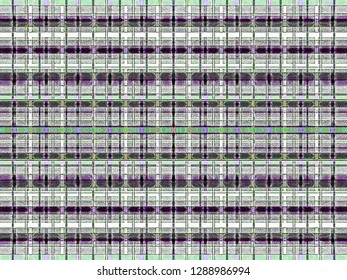 abstract background. colored tartan pattern. vintage gingham texture. geometric intersecting striped illustration for wallpaper tile fabric garment gift wrapping paper graphic or concept design