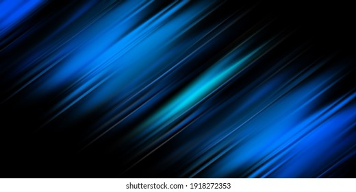 Abstract background dark blue line with modern corporate concept