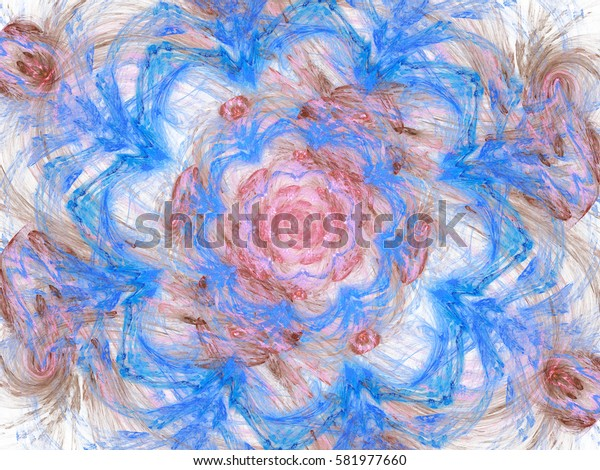 Abstract background. Design element for graphics artworks. Raster clip art.
