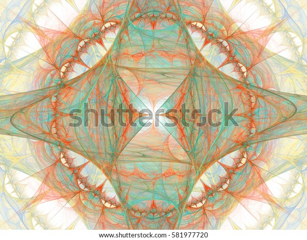 Abstract background. Design element for graphics artworks. Raster clip art.
