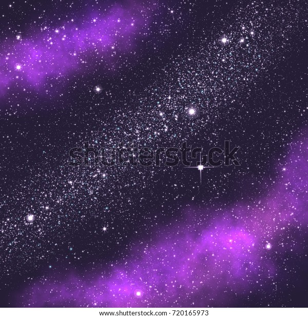 Abstract Background Galaxy Space Stars Wallpaper Stock