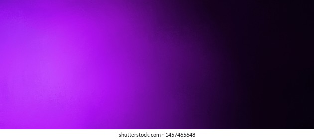 Abstract background with gradient purple and black colors with blurred texture, elegant dark and light background design