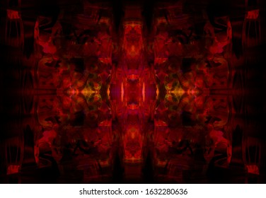 Abstract background of graphic colored illustration.