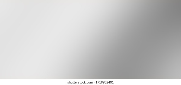 Abstract background, gray gradient, white Pastel background Used in a variety of design tasks Is a beautiful blur background