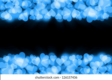 abstract background hearts place text 260nw 126157436