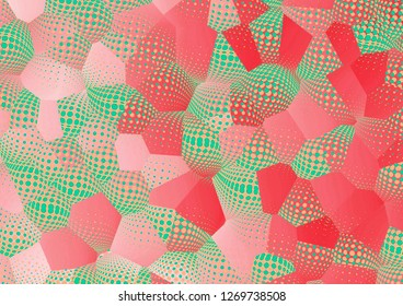 abstract background illustration brush strokes like texture