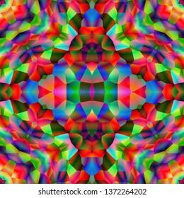 abstract background, kaleidoscope