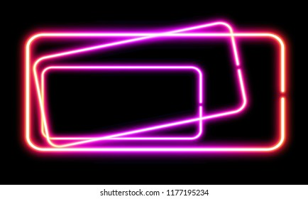abstract background like neon colour light for advertising
