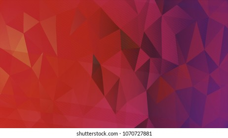 Abstract Background Made in Computer Graphics