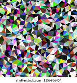 Abstract background multicolor geometric poligonal.