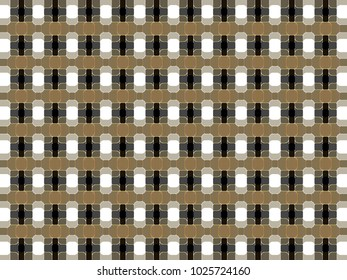 abstract background | multicolored weave pattern | chromatic checkered texture | geometric plaid illustration for wallpaper banner fabric garment poster postcard brochures graphic or concept design