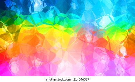abstract background. Abstract multi-coloured background