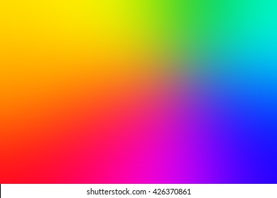 abstract background Rainbow colored