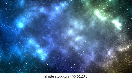 abstract background, raster illustration of star, created in photoshop