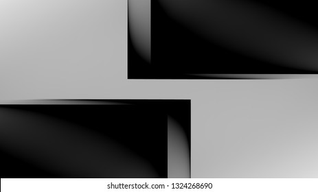 Abstract background with rectangles which provide copyspace for text.