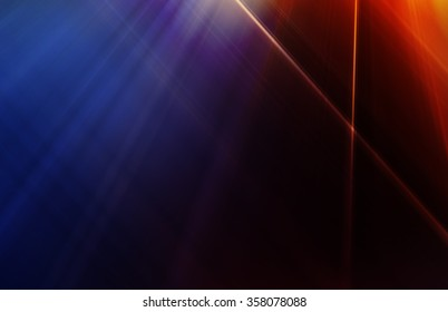 Abstract background in red and blue tones