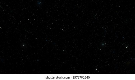 Abstract background starry night sky
