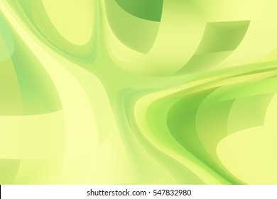 Abstract Background. Swirly Colorful Vibrant Shapes. Eye Catching Wallpaper.
