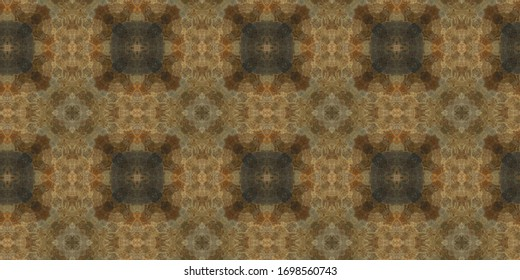 Abstract background texture in colorful ornamental style. Seamless design.