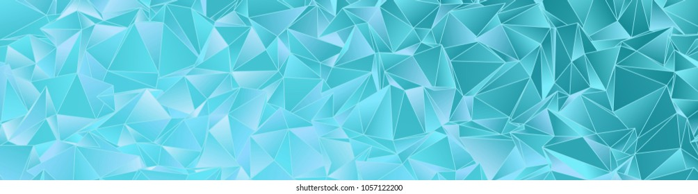Abstract background. triangulated texture. Design 3d. Polygonal geometrical texture. Triangular style