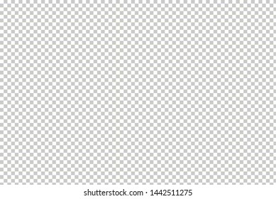 Abstract background ,White and gray grid Transparent background elements