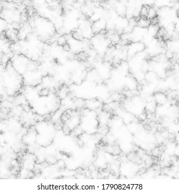 Abstract background, white marble stone texture, seamless pattern, luxurious material design, digital marbling illustration