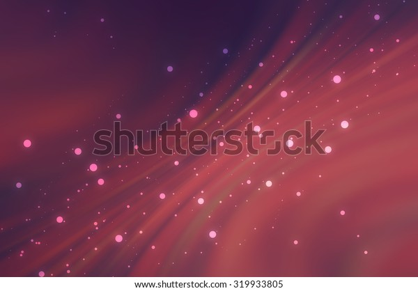 abstract background.vintage background with waves and stars