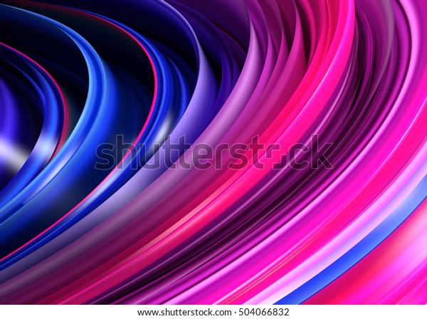 abstract beautiful color 3d background 600w 504066832