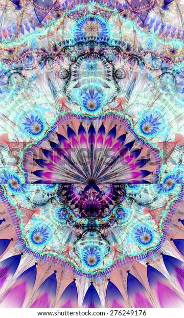 Abstract Beautiful High Resolution Flower Wallpaper
