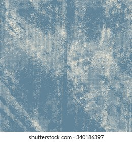 Abstract bitmap grunge background. Composition created using handmade camera-less photographic print.
