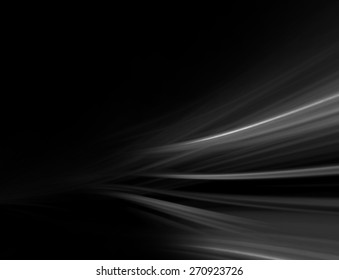 Abstract black background for design business cards