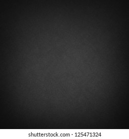 abstract black background layout design, web template of smooth gradient color and light vintage grunge background texture. canvas linen texture material surface with faint design, dark midnight color