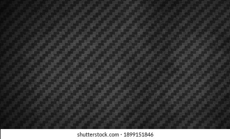 Abstract black carbon fiber kevlar texture background