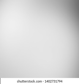 Abstract black and white gradient background. Silver texture. Grey color texture