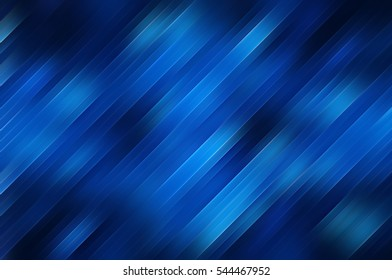 abstract blue background with diagonal. illustration technology.