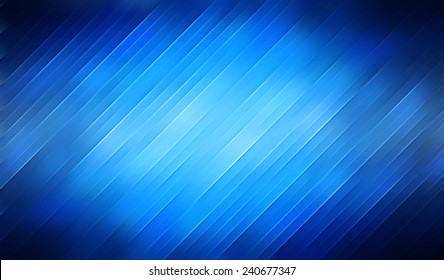 abstract blue background. diagonal lines and strips