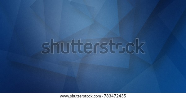 abstract blue background with layers of transparent shapes in random pattern, cool modern background design for website or graphic art projects