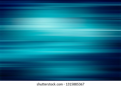Abstract blue background with motion effect