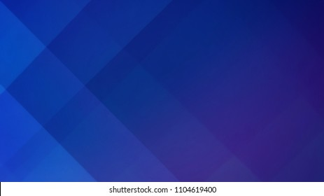 Abstract Blue Bokeh Lights Background Crystal Style Creative Stock