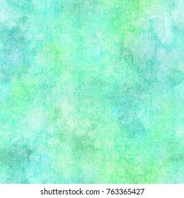 An abstract blue and green background texture, seamless repeat print