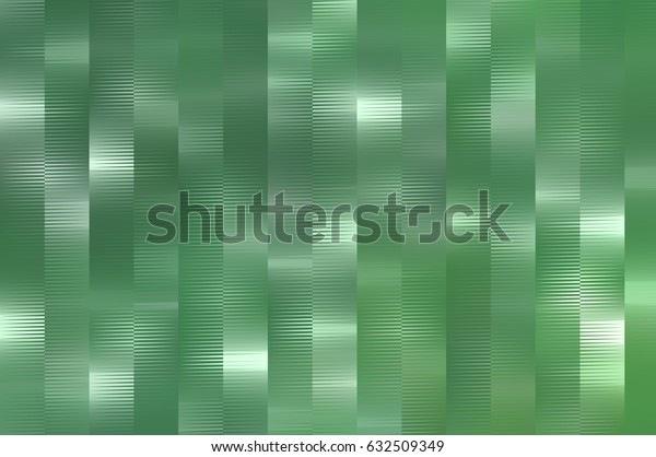 Abstract blue and green creative background. illustration digital.
